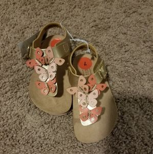 Other - Butterfly Sandals